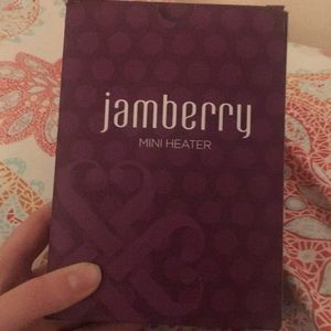 JAMBERRY MINI HEATER